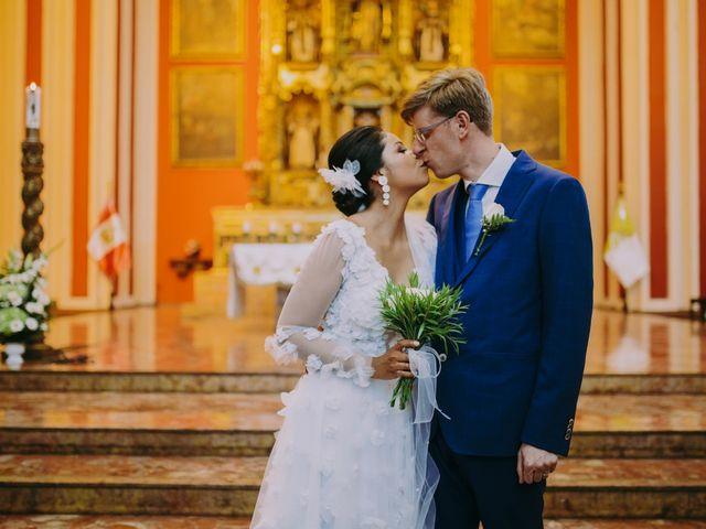 El matrimonio de Sébastien y Denisse en Lima, Lima 37