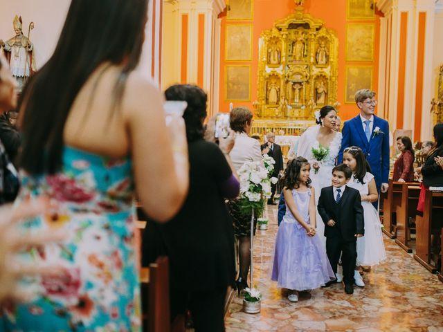 El matrimonio de Sébastien y Denisse en Lima, Lima 39
