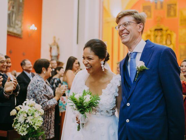 El matrimonio de Sébastien y Denisse en Lima, Lima 40