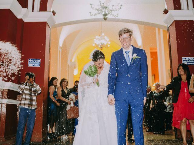El matrimonio de Sébastien y Denisse en Lima, Lima 41