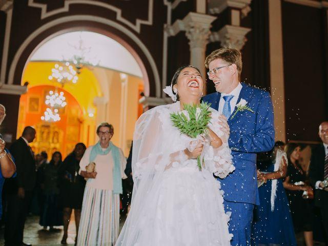 El matrimonio de Sébastien y Denisse en Lima, Lima 42