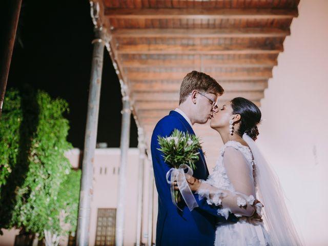 El matrimonio de Sébastien y Denisse en Lima, Lima 44