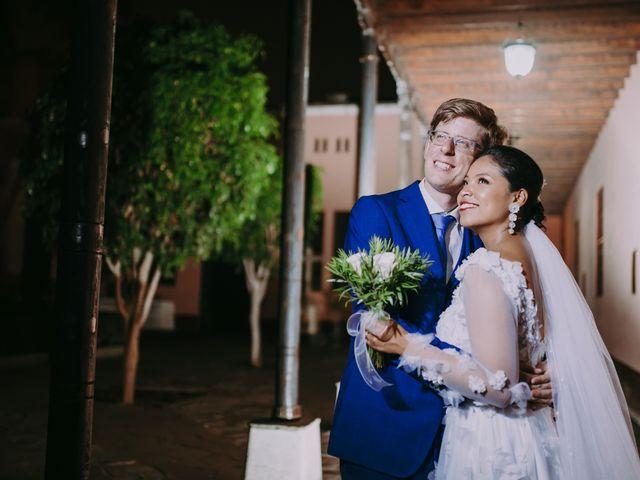 El matrimonio de Sébastien y Denisse en Lima, Lima 45