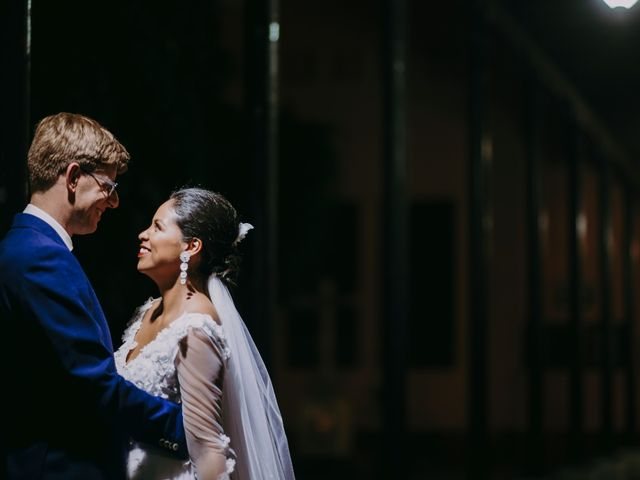 El matrimonio de Sébastien y Denisse en Lima, Lima 46