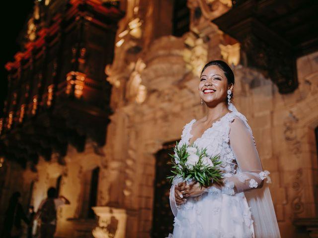 El matrimonio de Sébastien y Denisse en Lima, Lima 48