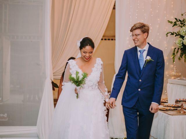 El matrimonio de Sébastien y Denisse en Lima, Lima 50
