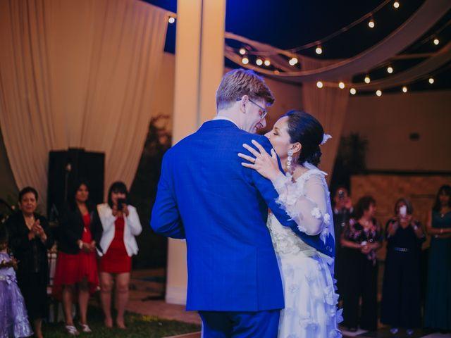 El matrimonio de Sébastien y Denisse en Lima, Lima 52