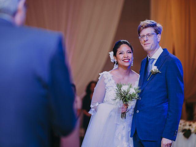 El matrimonio de Sébastien y Denisse en Lima, Lima 54