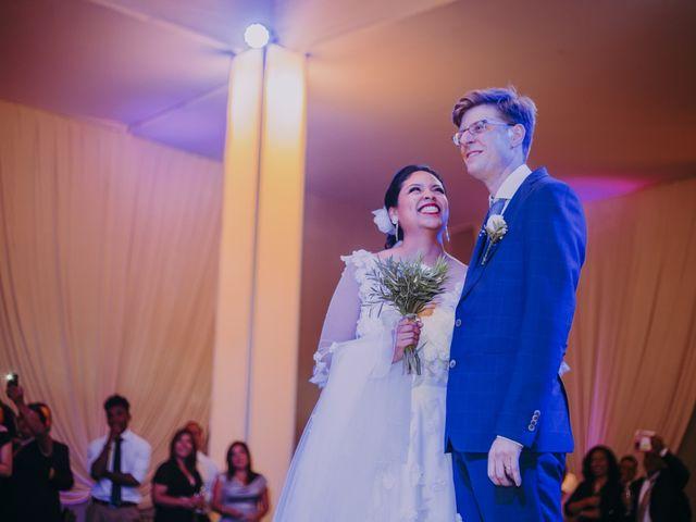 El matrimonio de Sébastien y Denisse en Lima, Lima 57