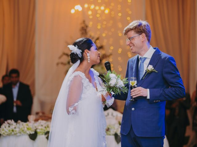 El matrimonio de Sébastien y Denisse en Lima, Lima 58