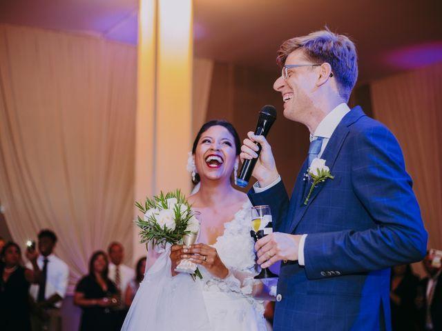 El matrimonio de Sébastien y Denisse en Lima, Lima 59
