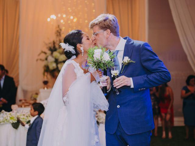 El matrimonio de Sébastien y Denisse en Lima, Lima 60
