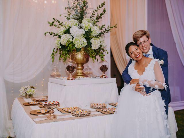 El matrimonio de Sébastien y Denisse en Lima, Lima 61