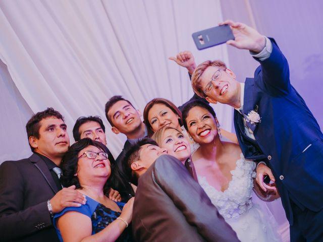 El matrimonio de Sébastien y Denisse en Lima, Lima 69