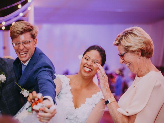 El matrimonio de Sébastien y Denisse en Lima, Lima 70