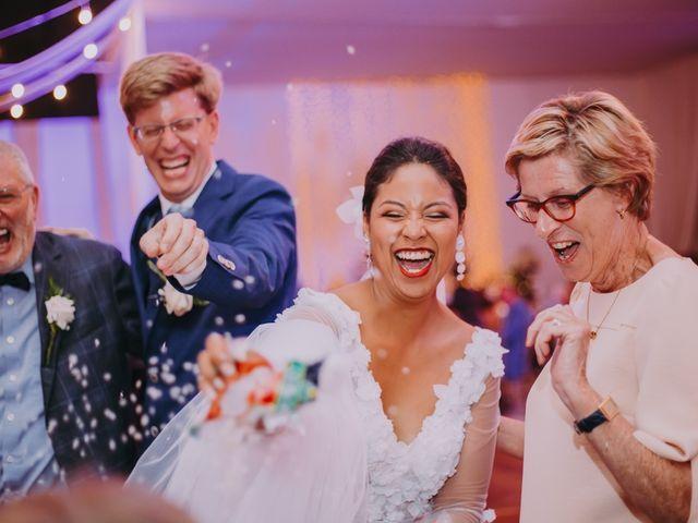 El matrimonio de Sébastien y Denisse en Lima, Lima 71