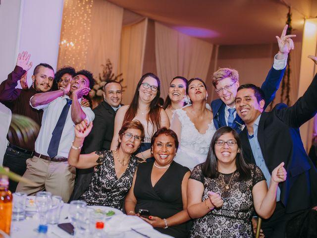 El matrimonio de Sébastien y Denisse en Lima, Lima 73
