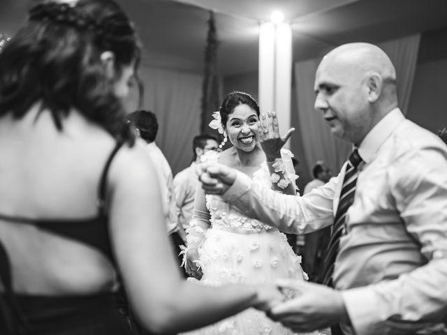 El matrimonio de Sébastien y Denisse en Lima, Lima 77
