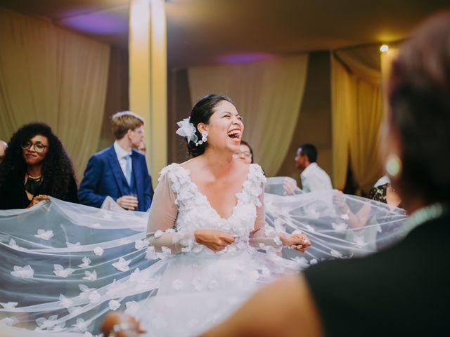 El matrimonio de Sébastien y Denisse en Lima, Lima 79