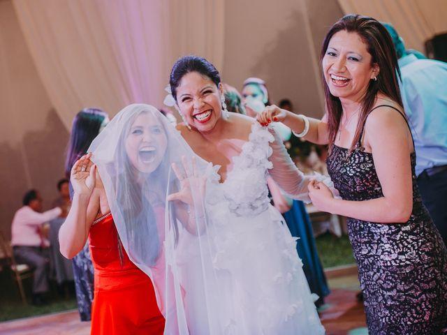 El matrimonio de Sébastien y Denisse en Lima, Lima 81