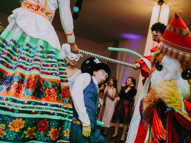 El matrimonio de Sébastien y Denisse en Lima, Lima 84