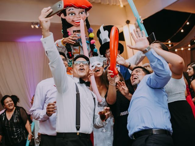 El matrimonio de Sébastien y Denisse en Lima, Lima 87
