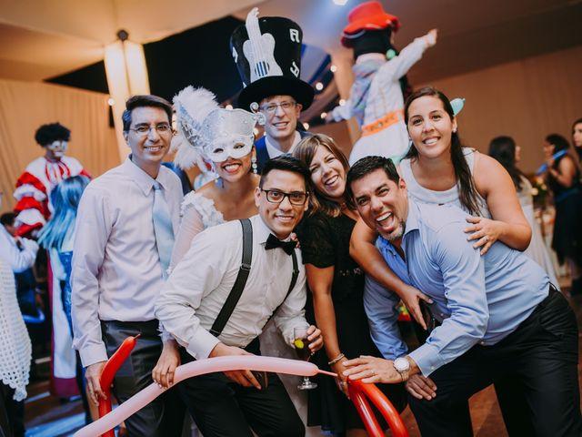 El matrimonio de Sébastien y Denisse en Lima, Lima 88