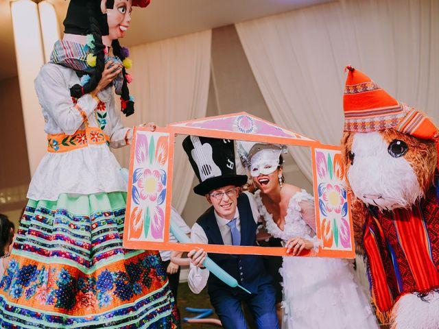 El matrimonio de Sébastien y Denisse en Lima, Lima 89
