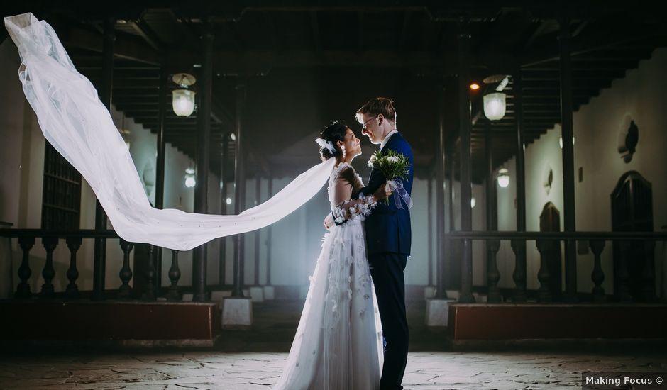 El matrimonio de Sébastien y Denisse en Lima, Lima