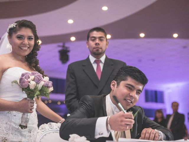 El matrimonio de Paola y Jesus