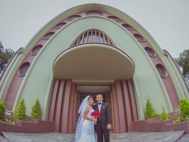 El matrimonio de Angela y Danny