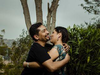 El matrimonio de Mónica y Rubén 1