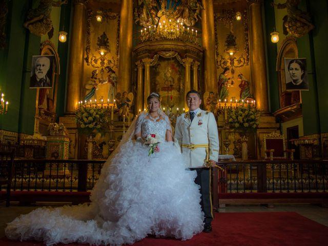 El matrimonio de Jennifer y Juan Pablo