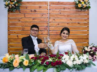 El matrimonio de Sandra y Samuel