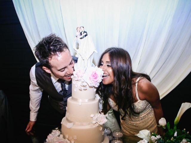 El matrimonio de Carolay y Manuele