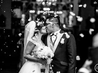 El matrimonio de Pili y Oscar