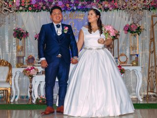 El matrimonio de Mary y Terry