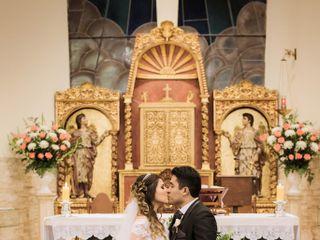 El matrimonio de Yesenia y William