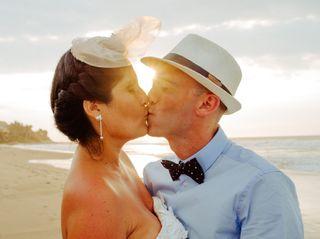 El matrimonio de Monica y Cristobal