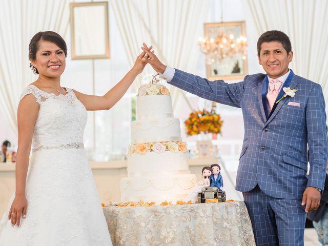 El matrimonio de Estela y Christian