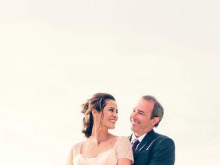 El matrimonio de Roxana y Marko