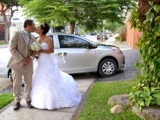 El matrimonio de Verónica y Marcio 3