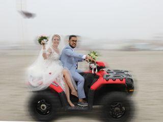 El matrimonio de Odra y Saulo 3