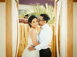 El matrimonio de Carla y Alberto