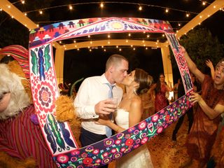 El matrimonio de Maritza y Gareth