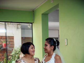 El matrimonio de Fabiola y Marco 3