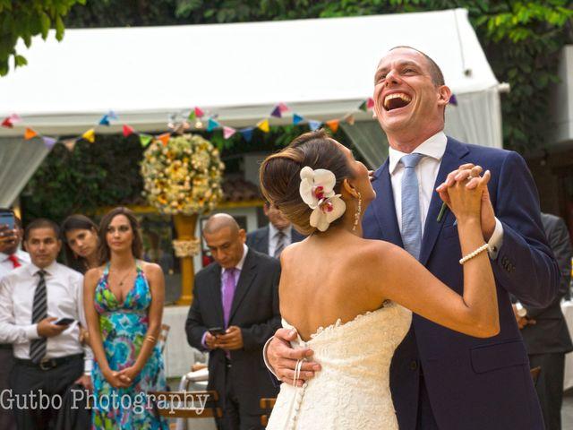El matrimonio de Gareth y Maritza en Santiago de Surco, Lima 19