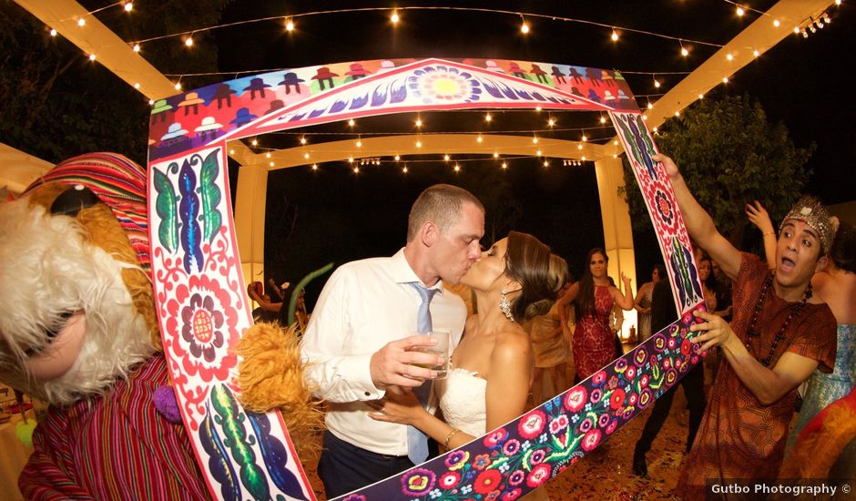 El matrimonio de Gareth y Maritza en Santiago de Surco, Lima