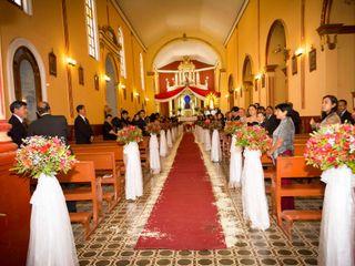 El matrimonio de Franciska y Oscar 2