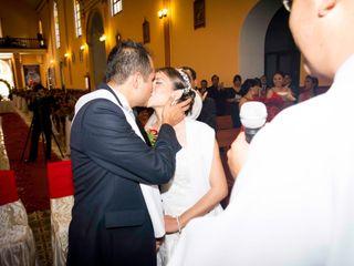 El matrimonio de Franciska y Oscar 3